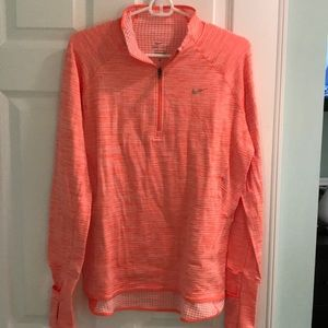 NWT Nike Half Zip Pullover